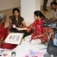 Rani & Padma are giving an Tv interview in New Delhi