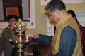 Girish Karnad light the lamp