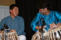 Tabla concert at the Nehru Centre