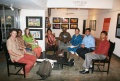 The Trustees - werner - Anamika - Dagmar - Padma - Ramachandran - Goswami - Rahuel - & our loyer