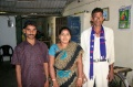 Uday Kumar is visited by his daughter and son in law