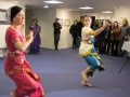 Indian Dance Company Abhinaya performs for the opening