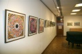 Bindu Exhibition at the Austrian Cultural Forum in New Delhi