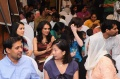 Tanvi Shah in the audience for the auction