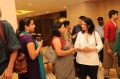 Visitors of the Bindu exhibition at Courtyard Marriott