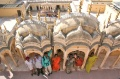 Inside the Hawa Mahal, Palace of Winds