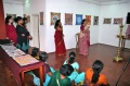 Princess of Travancore Gauri Parvathi Bayi talks about the quality of the paintings