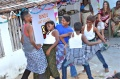 Boys from Bharathapuram performing the Lungi Dance for the Bindu birthday celebration
