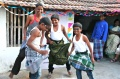 Boys from Bharathapuram performing the Lungi Dance for the Bindu birthday celebration 3