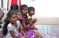 Children from Bharathapuram joining the Bindu birthday celebration1