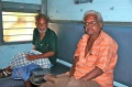 Krishnamurti and Ravichandran going back home