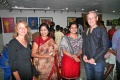 Padma Venkataraman with Anita and the lytons from Canada