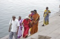 Walking along the Ganga