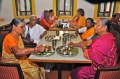 Bindu Artists were invited by the Dakshina chitra Museum for lunch