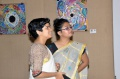 Art students of Kala Bhawan