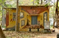 Artist house in Santiniketan