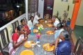 Rajalakshmi Guesthouse made a delicious dinner